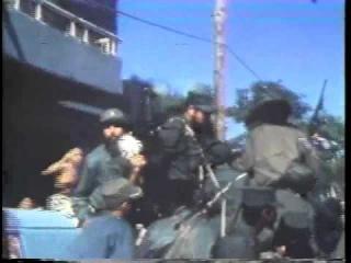 Entrada de Fidel Castro en la Habana al Triunfo de la Revolucion