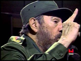 Fidel Castro rememora el Asalto al Cuartel Moncada en la Mesa Redonda