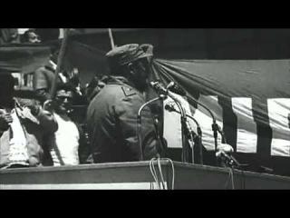 Fidel Castro en la UdeC.