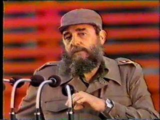 Discurso de Fidel en la inauguración del CENSA