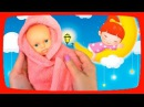 Baby Doll Bathtime Nenuco Baby Girl Change Diaper How to Bath a Baby