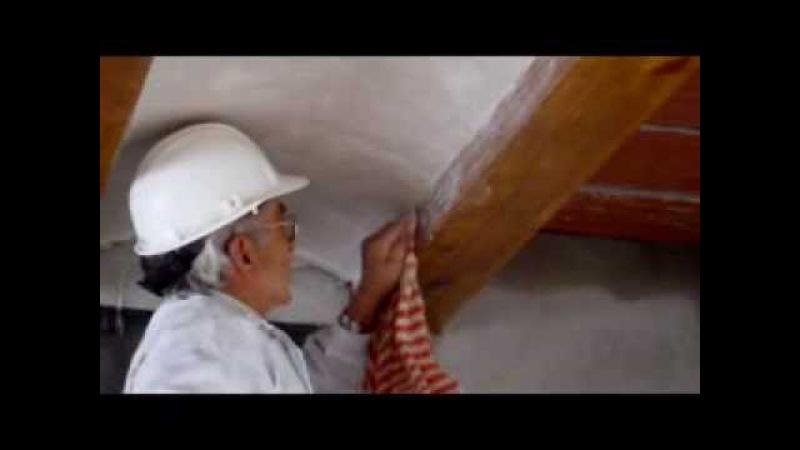 Cómo enyesar un techo con revoltón de ladrillo Vídeo nº 63 Actualizado