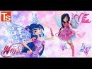 Феи Винкс кукла Муза Батерфликс обзор \ Winx Butterflix Musa review