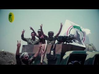 #تقرير | ساتر #تل_صفوك اخر منفذ لداعش مع سوريا غرب الموصل الحشد / اللواء 28