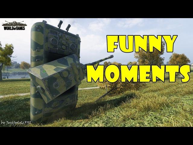 World of Tanks - Funny Moments | Week 1 September 2017
