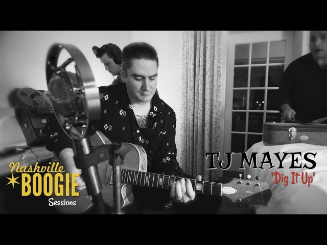 'Dig It Up' TJ Mayes NASHVILLE BOOGIE (bopflix sessions) BOPFLIX