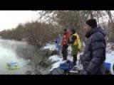 Ух Ты №17! Рыба утащила фидер Андрея Думчева! Прямо во время съёмок.