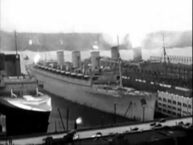 The Grey Queens: RMS Queen Mary Queen Elizabeth, WW2