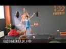 Выступление атлетов из Бежецка на турнире по тяжёлой атлетики в Дубне