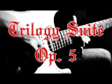 Trilogy Suite Op. 5 - Yngwie Malmsteen guitar cover