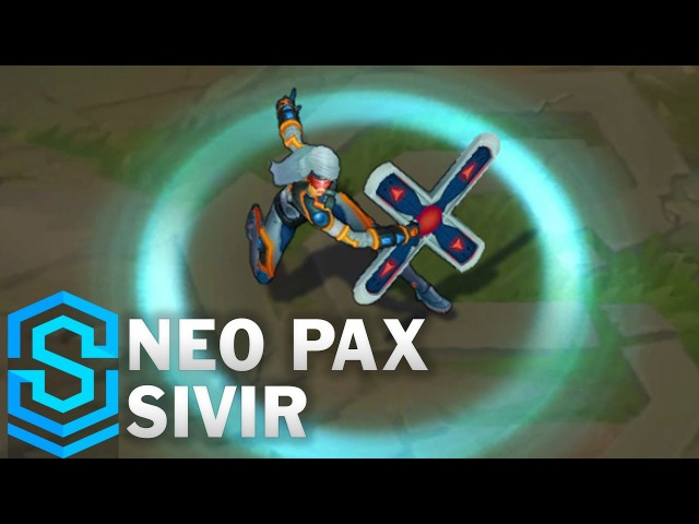 Neo PAX Sivir Skin Spotlight - Pre-Release - League of Legends
