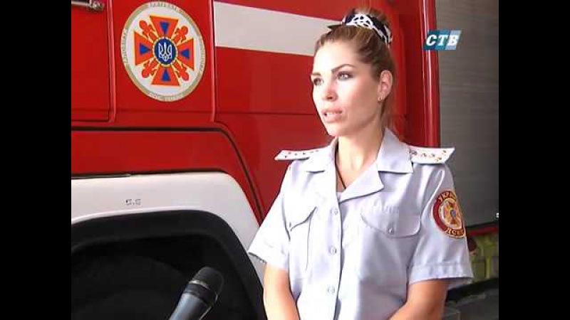 У Сєвєродонецьку горіли тролейбусне ДЕПО і Центральний ринок