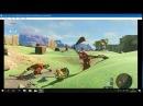 The Legend of Zelda Breath of the Wild PC - Cemu 1.7.3d - Core 2 Quad Q9550 - ROG STRIX GTX 1050 Ti