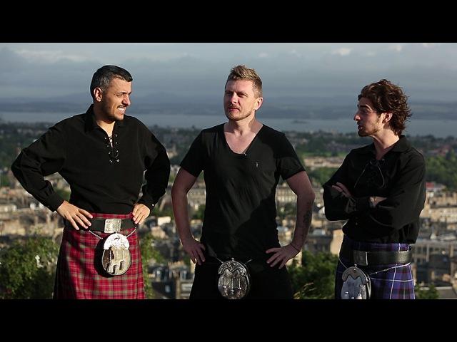 Еда, я люблю тебя • 6 сезон • Еда, я люблю тебя: Эдинбург. Шотландия