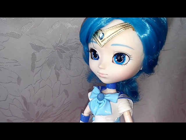 Pullip Sailor Mercury Limited Edition Unboxing Review