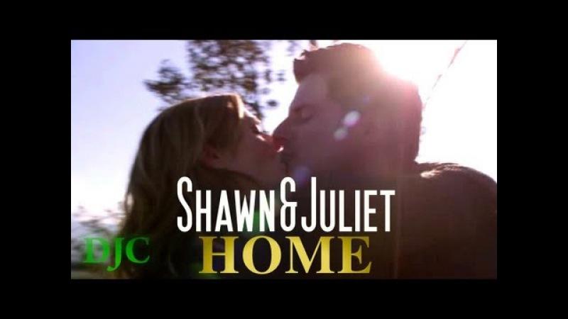 Psych-Shawn Juliet-Home