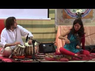 Рага Багешри. Концерт на Фестивале Белые ночи. Принцип Гуру. 12.07.14