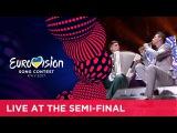 Хиты Евровидения в украинском стиле, от ведущих