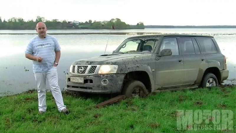 Тест-драйв Nissan Patrol׃ конец легенды؟
