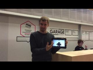 Анонс видеогида на жестовом языке к выставке «Свидетельства»