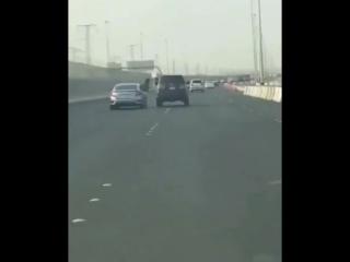 Road rage in Jeddah - Saudi Arabia