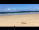 пляж Сен-Мало