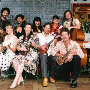 The Wellington International Ukulele Orchestra