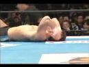 Prince Devitt vs. Naomichi Marufuji - NJPW Circuit 2010 New JapanISM - 30.01.2010