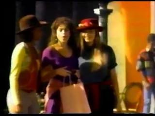 Denise Richards Jared Leto_ Secret deodorant commercial