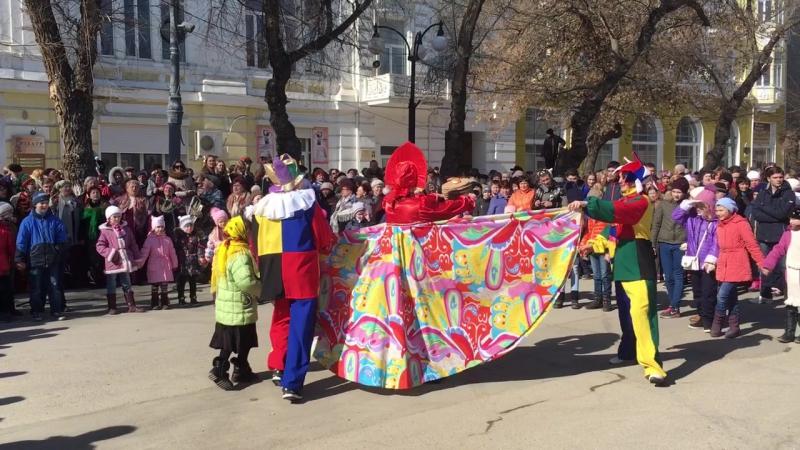 Феодосия Праздник Масленица 26.02.2017г