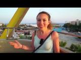 ПАРК РАЗВЛЕЧЕНИЙ НОЧЬ В ГОРОДЕ Горки АТТРАКЦИОНЫ Луна Парк Кипр - Elli Di
