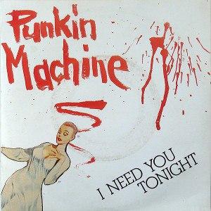 Punkin' Machine