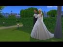 """The Sims 4 - """"Свадьба по принуждению"""""""