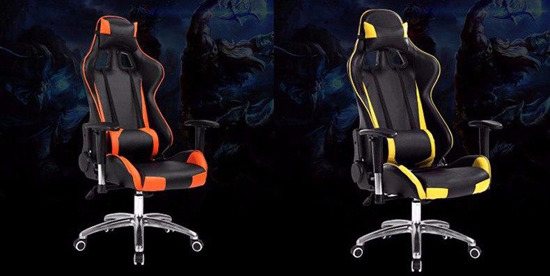 Бюджетные геймерские кресла