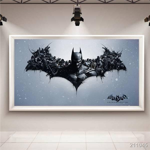 Декоративная картина с Batman