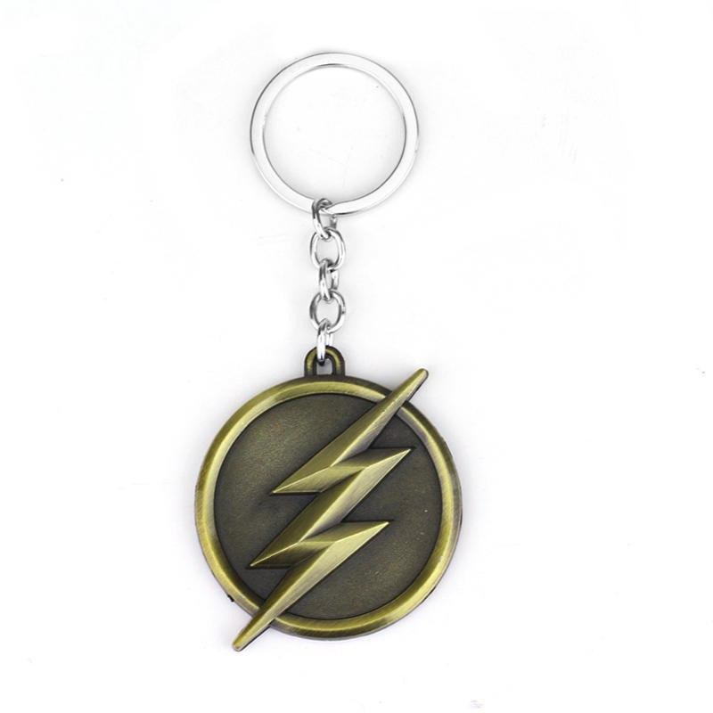 Брелоккулон с символикой The Flash
