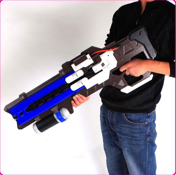 Рубрика Круто но покупать я это конечно не буду - Винтовка Soldier 76 Overwatch