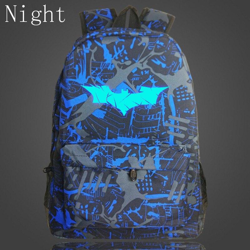 Рюкзак с символикой Batman