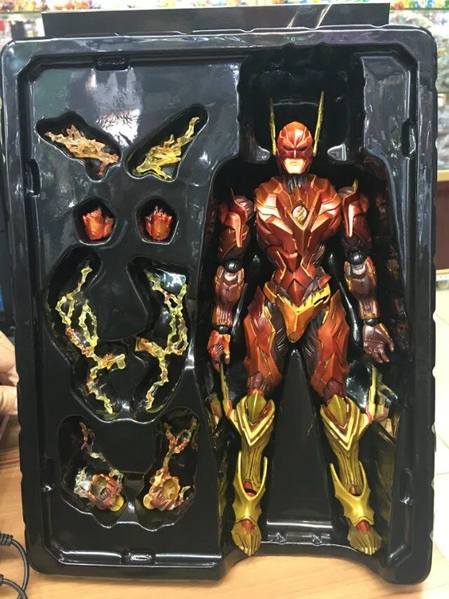 Коллекционная фигурка The Flash