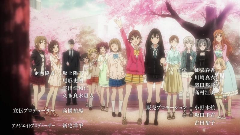 Идолмастер: Девушки-Золушки 2. Эндинг 7 /ED EP 11/ Idolmaster Cinderella Girls Second Series. Ending 7