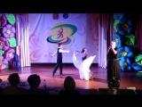 Конкурс песни на женском фестивале спартакиады трудящихся Липецкой обл 2015