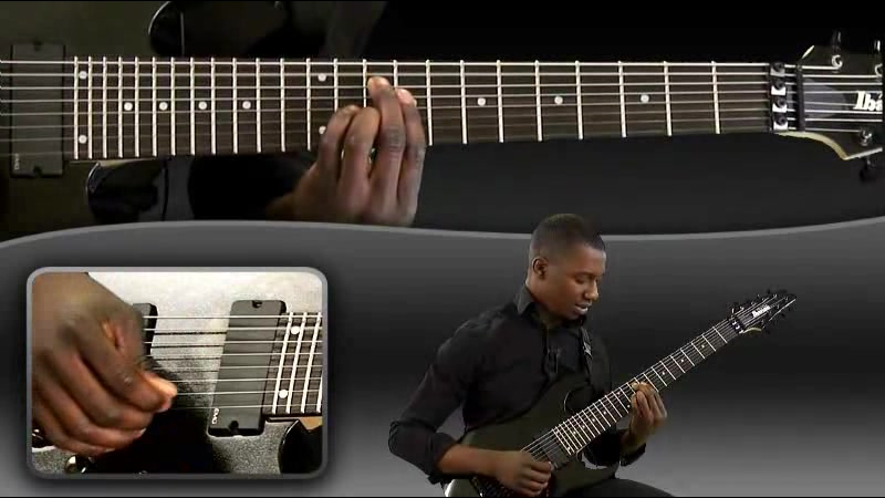 JamPlay - Tosin Abasi (The Price of Eveything and The Value of Nothing)