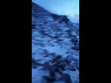 альпинистские будни в перерыве между бураном