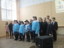 Битва хоров. 6А класс. 2016 год