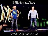 WWE Monday Night RAW 24.07.2017 - Luke Gallows  Karl Anderson vs. The Revival