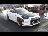 Nissan GT-R R35 AMS Alpha G — 6 секунд на 1/4 мили!!!