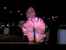 Beautiful girl feet(720p)