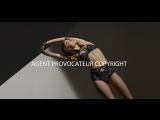 Black and White Daliah Agent Provocateur