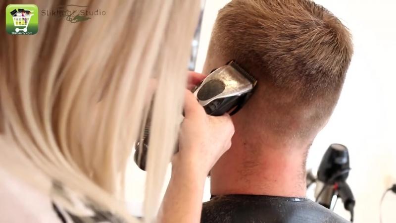 Scandinavian Gerard Piqué hairstyle _ Mens hairstyle with beard I Slikhaar TV B