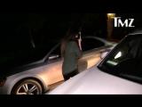 21 июня 2017 Лос-Анджелес, США Лана покидает дом P. Diddy после показа фильма Can't Stop, Won't Stop A Bad Boy Story